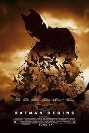รีวิวเรื่อง BATMAN BEGINS (2005)